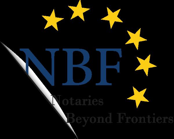 logo de notaries beyond frontiers nbf
